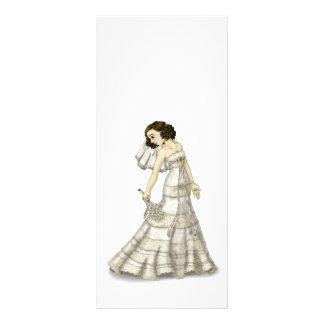 Lace Bride Full Color Rack Card