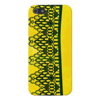 Lace iPhone 5 Cases
