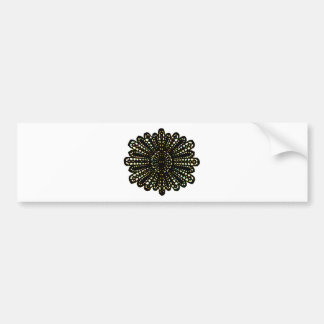 Lace Rose Colored 2 The MUSEUM Zazzle Gifts Bumper Stickers