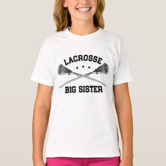 Lacrosse Big Sister T-Shirt