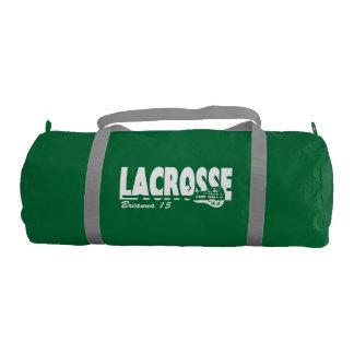 Lacrosse Gym Duffel Bag