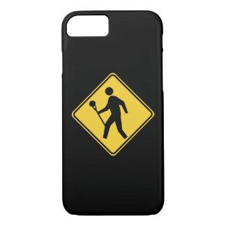 Lacrosse Lacrossing iPhone 7 case
