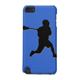 Lacrosse Player I-Pod Touch  iPod Touch (5th Generation) Case
