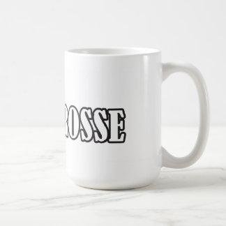 lacrosse themed mug