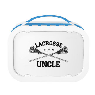 Lacrosse Uncle Lunch Boxes