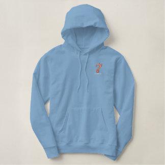 Ladies AA Fleece Zip Jogger Jacket