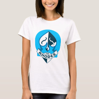 Ladies' Blue Shirt