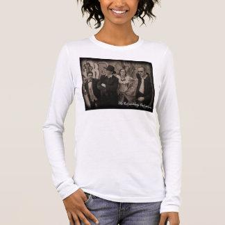 Ladies Graffiti T Long Sleeve T-Shirt