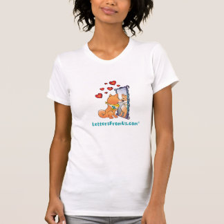 Ladies I Love Riley T-shirt (Front only)