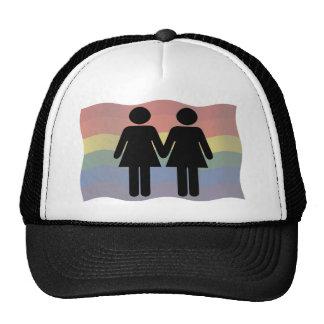 Ladies in love hat