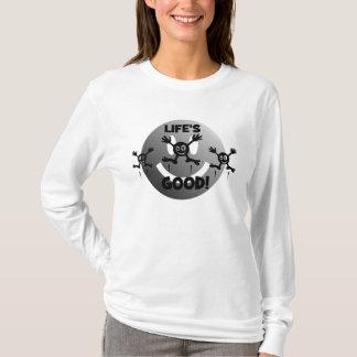 LADIES LIFE'S GOOD LONGSLEEVE T-Shirt