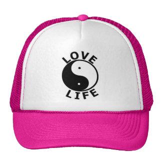 LADIES LOVE LIFE CAP
