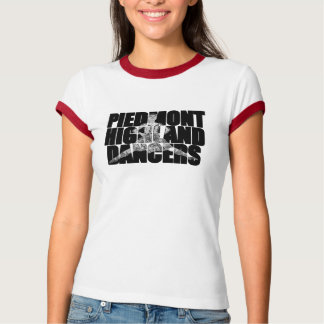 Ladies Ringer T-Shirt - Light Colors