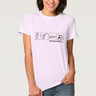"Ladies' Team Balance ""Fight Club"" Shirt"