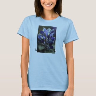 Ladies Texas Bluebonnet T-Shirt