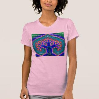 ladies tree of life tee