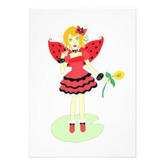 Lady Bug Fairy Announcement