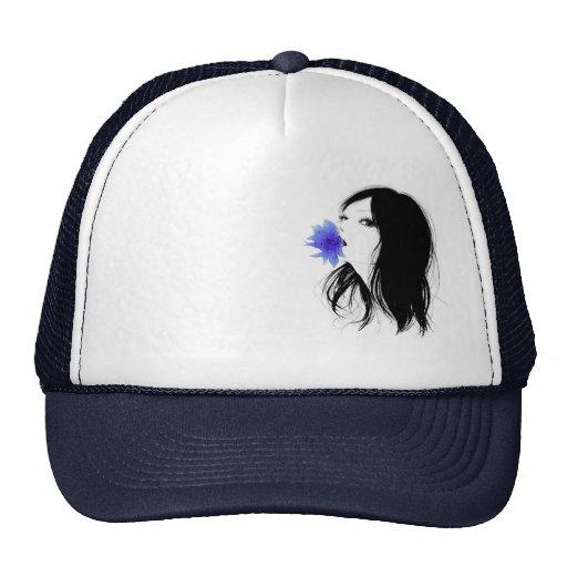 Lady Flower Hat