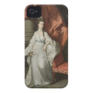 Lady Grant, Wife of Sir James Grant, Bt., 1770-80 iPhone 4 Cover