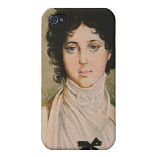 Lady Hamilton iPhone 4/4S Cover