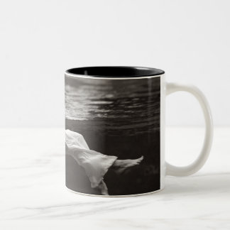 Lady in the Coffee Mugs