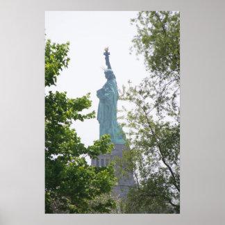 Lady Liberty 3 Print