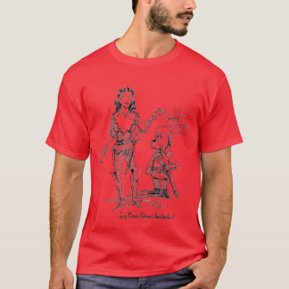 Lady Octavia Channels Swashbucklers T-Shirt