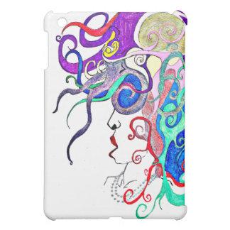 Lady of life iPad mini covers