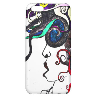 Lady of life iPhone 5C cover