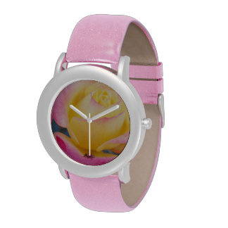 Lady of The Flower Wristwatches