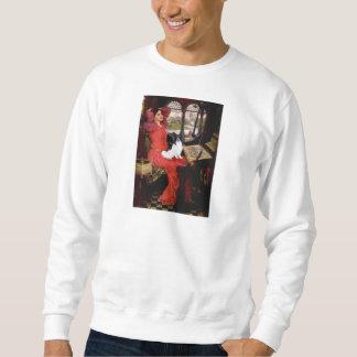 Lady - Papillon 1 Sweatshirt