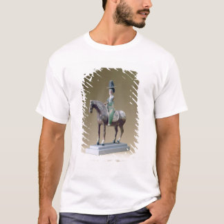 Lady rider, Astana, 7th century (stucco) T-Shirt