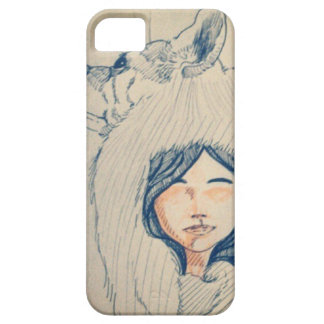 Lady Tiffany iPhone 5 Cover