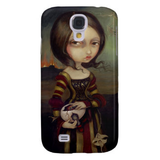 """""""Lady with a Bosch Egg"""" iPhone 3 Case"""