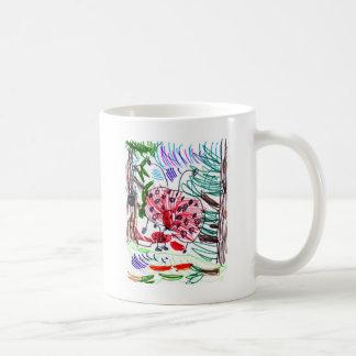 Ladybug Big, Ladybug Small, Ladybug Egg. Coffee Mug