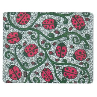 Ladybug Doodle Journals