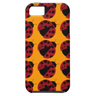 ladybug image iPhone 5 cases
