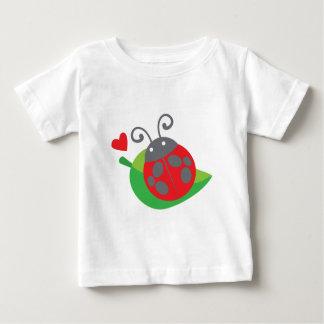ladybug ladybird baby T-Shirt