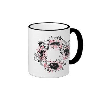 Ladybug Life Cycle Mug - Pink