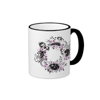 Ladybug Life Cycle Mug - Purple