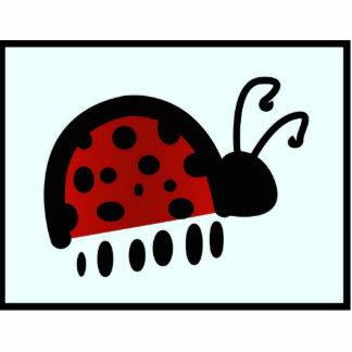 Ladybug Photo Cut Outs