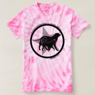 Lady's Tie-Dye T.P.G.D. T-Shirt
