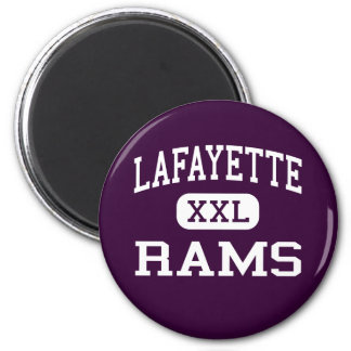 Lafayette - Rams - High - Williamsburg Virginia Magnet