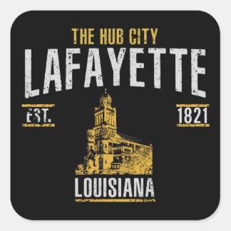 Lafayette Square Sticker