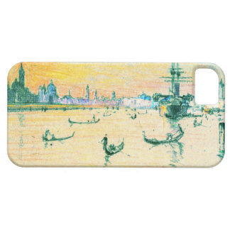 Lagoon Venice Italy 1909 Case For The iPhone 5