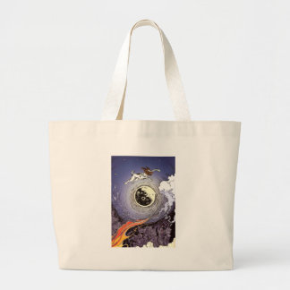 laika large tote bag