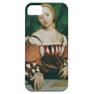 Lais Corinthiaca, 1526 (oil on limewood) Case For The iPhone 5