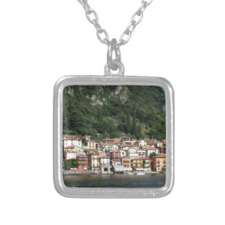 Lake Como Silver Plated Necklace