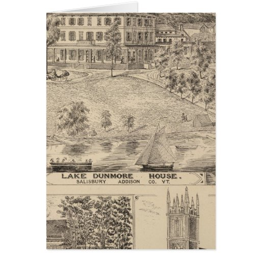 Lake Dunmore House in Salisbury Card