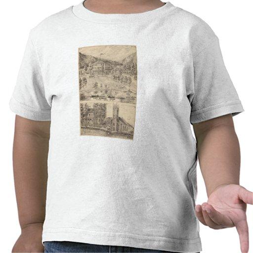 Lake Dunmore House in Salisbury Tshirts